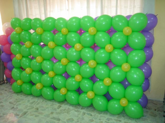 , Balloon Backdrop, Singapore Balloon Decoration Services - Balloon Workshop and Balloon Sculpting