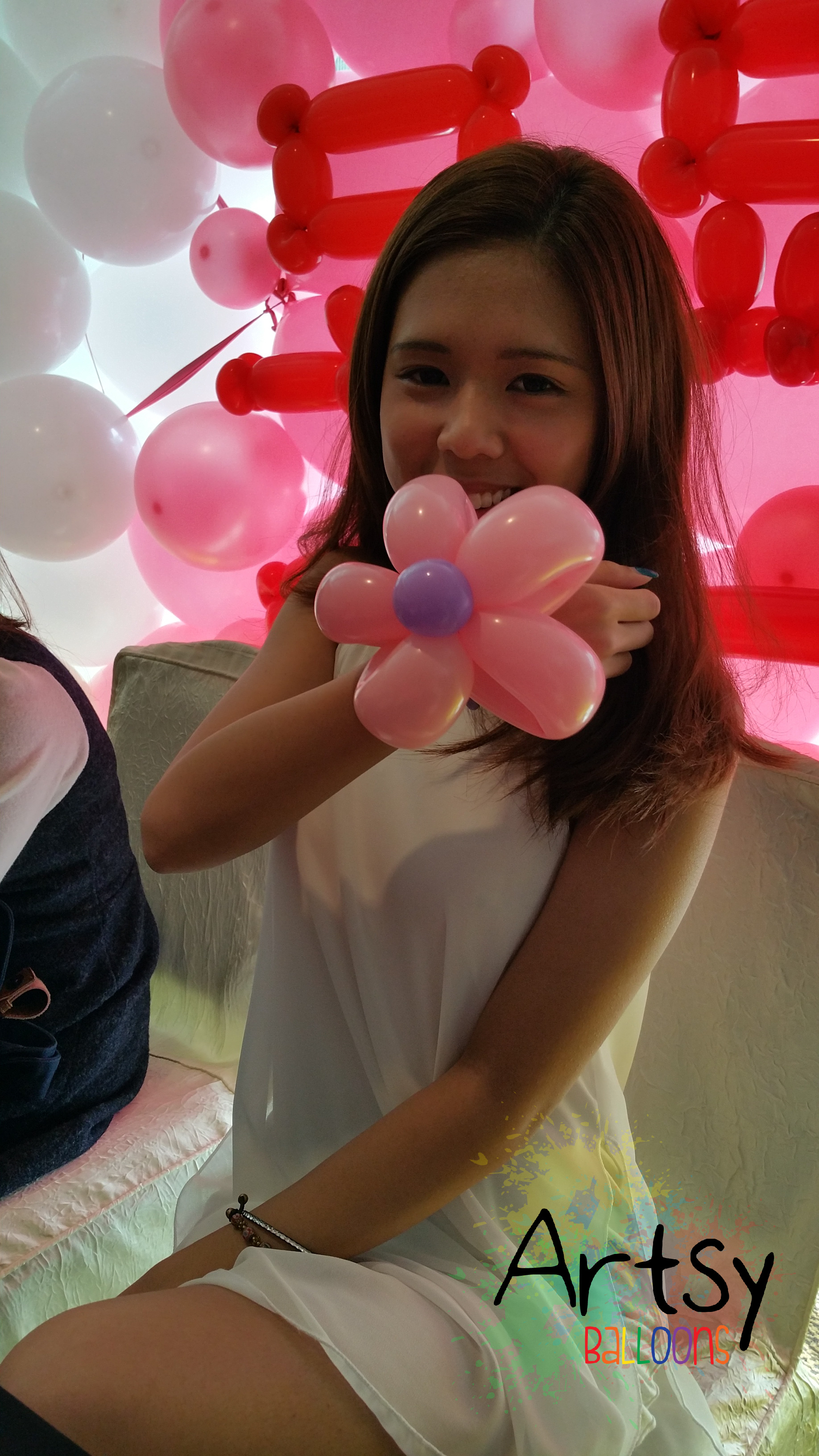 , Balloon Sculpting service (Singapore), Singapore Balloon Decoration Services - Balloon Workshop and Balloon Sculpting