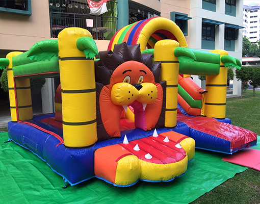 , Bouncy Castle (Medium), Singapore Balloon Decoration Services - Balloon Workshop and Balloon Sculpting