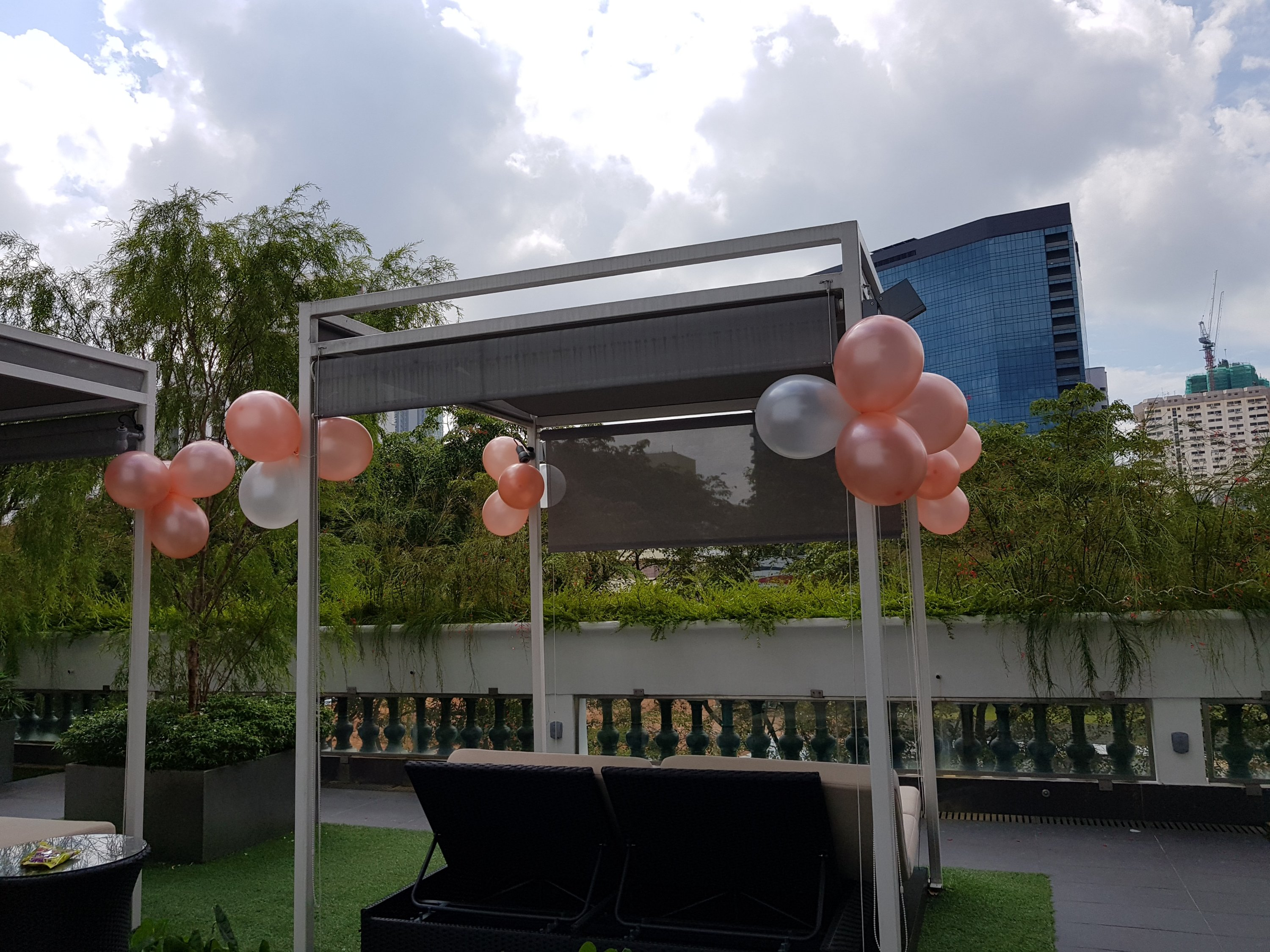, Balloon decorations for Hotel!, Singapore Balloon Decoration Services - Balloon Workshop and Balloon Sculpting