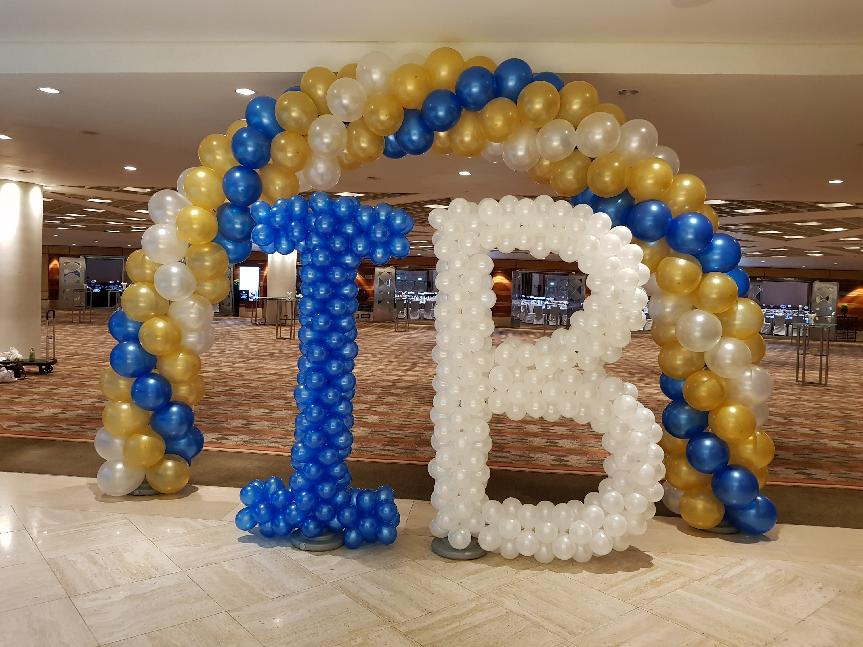, Balloon Decoration for IB Singapore, Singapore Balloon Decoration Services - Balloon Workshop and Balloon Sculpting