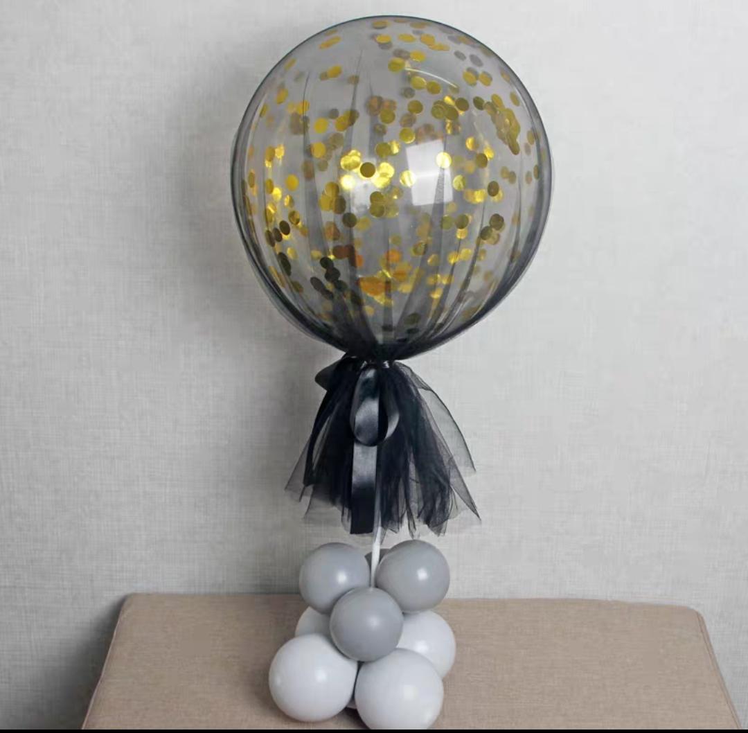 , Balloon Table centerpieces, Singapore Balloon Decoration Services - Balloon Workshop and Balloon Sculpting
