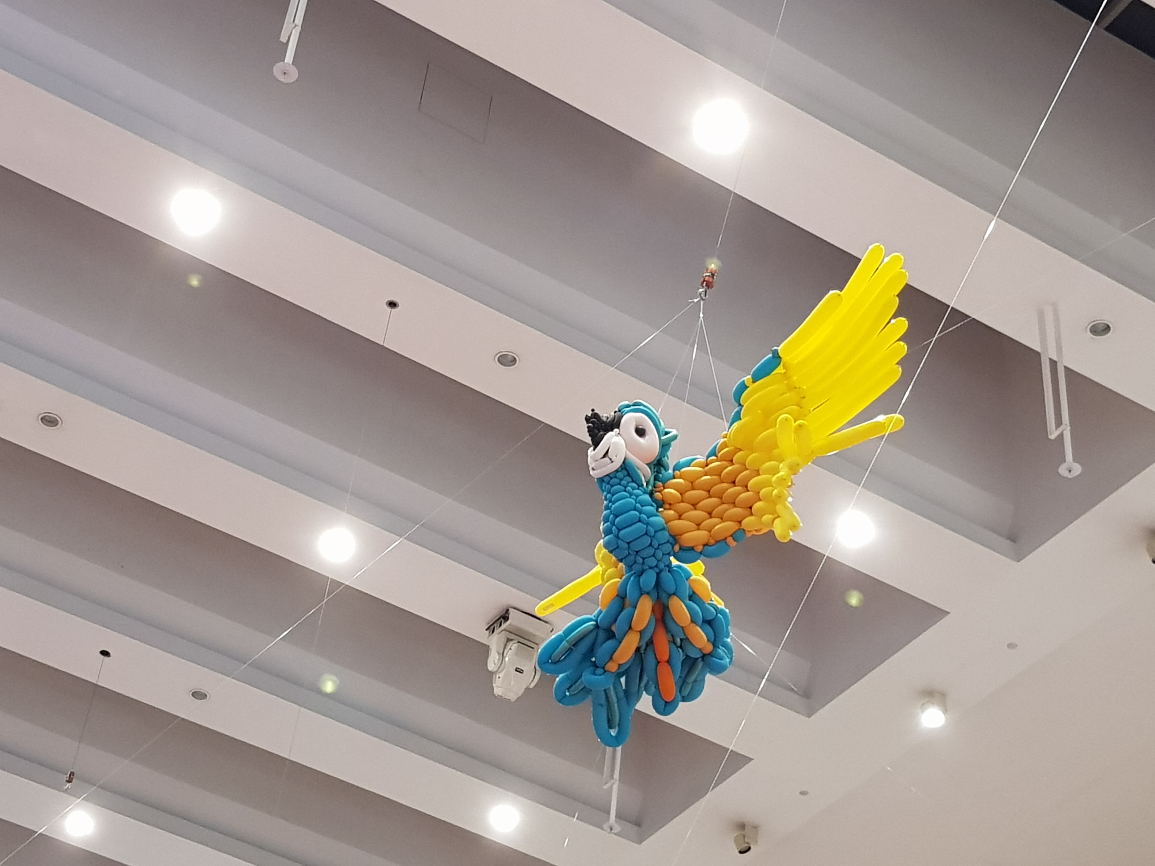 , Amazing Balloon Exhibition @ Marina Square Balloon Decorations Singapore!, Singapore Balloon Decoration Services - Balloon Workshop and Balloon Sculpting